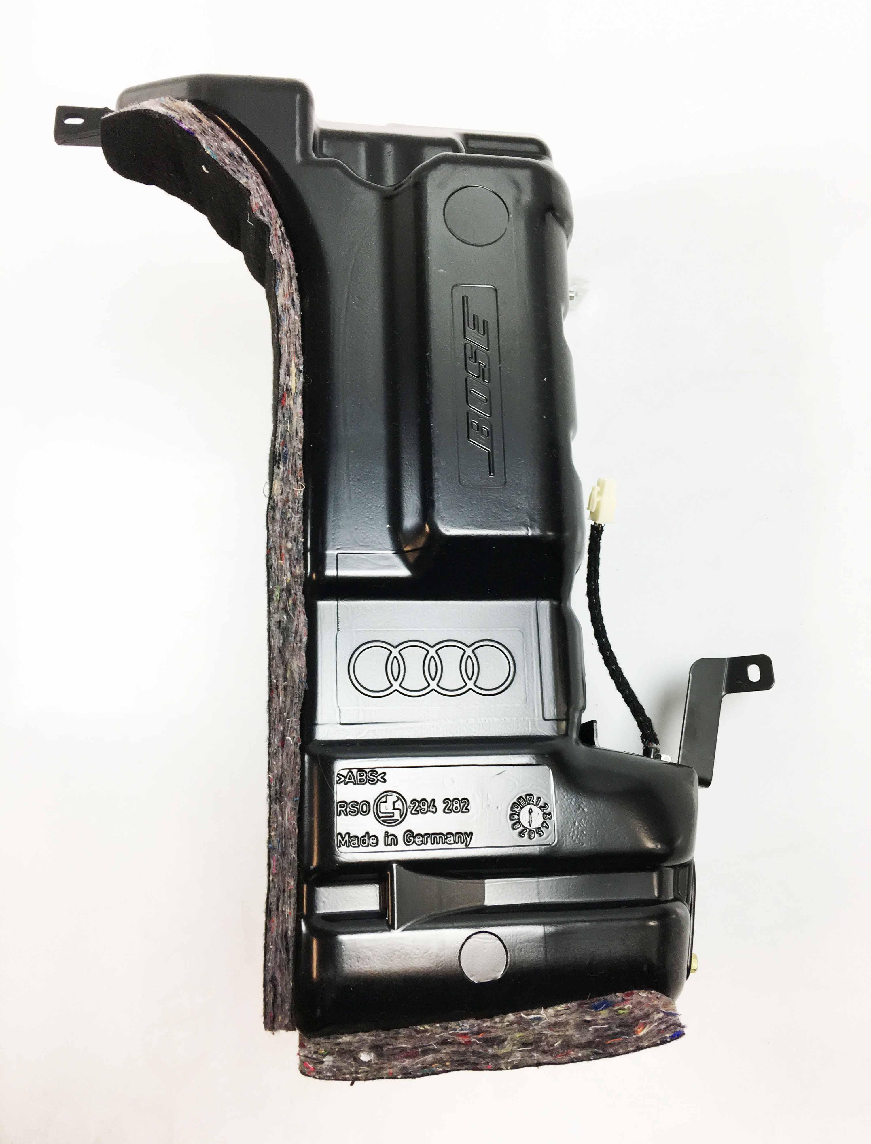 Bose Sound System >> 4b9051382a Original Audi A6 Avant Allroad Quattro Bose Sound System